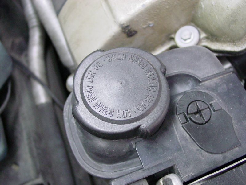 Keep Antifreeze in Radiator