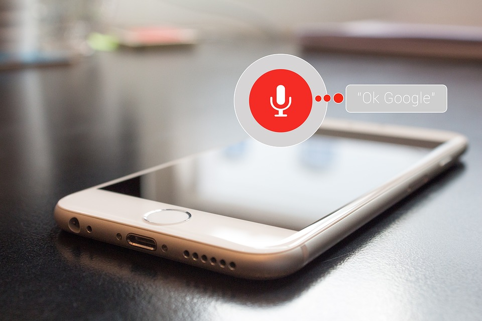 Voice search is the next level of competition