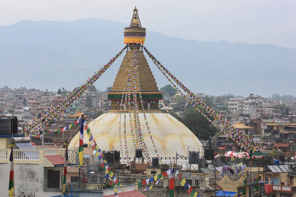 Stupa of Boudhanath