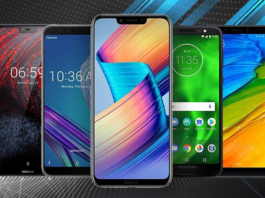 Top 10 Smartphones under Rs.20000