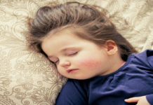 Toddler Sleep Peacefully
